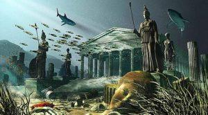 """Kota """"Hilang"""" Atlantis"""