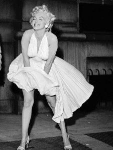 Gaun Marilyn Monroe