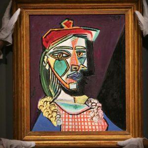 Lukisan Pablo Picasso