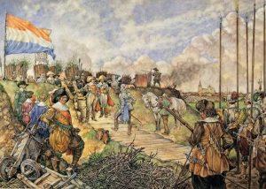 Perang Belanda untuk Kemerdekaan (1568-1648; 80 tahun)