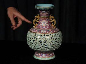 Vas dari China